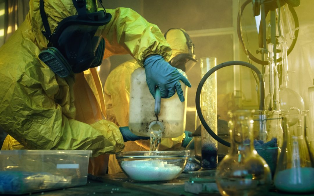 Meth Labs: What you need to know
