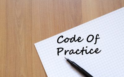 Industry Code of Practice – Why it is Needed