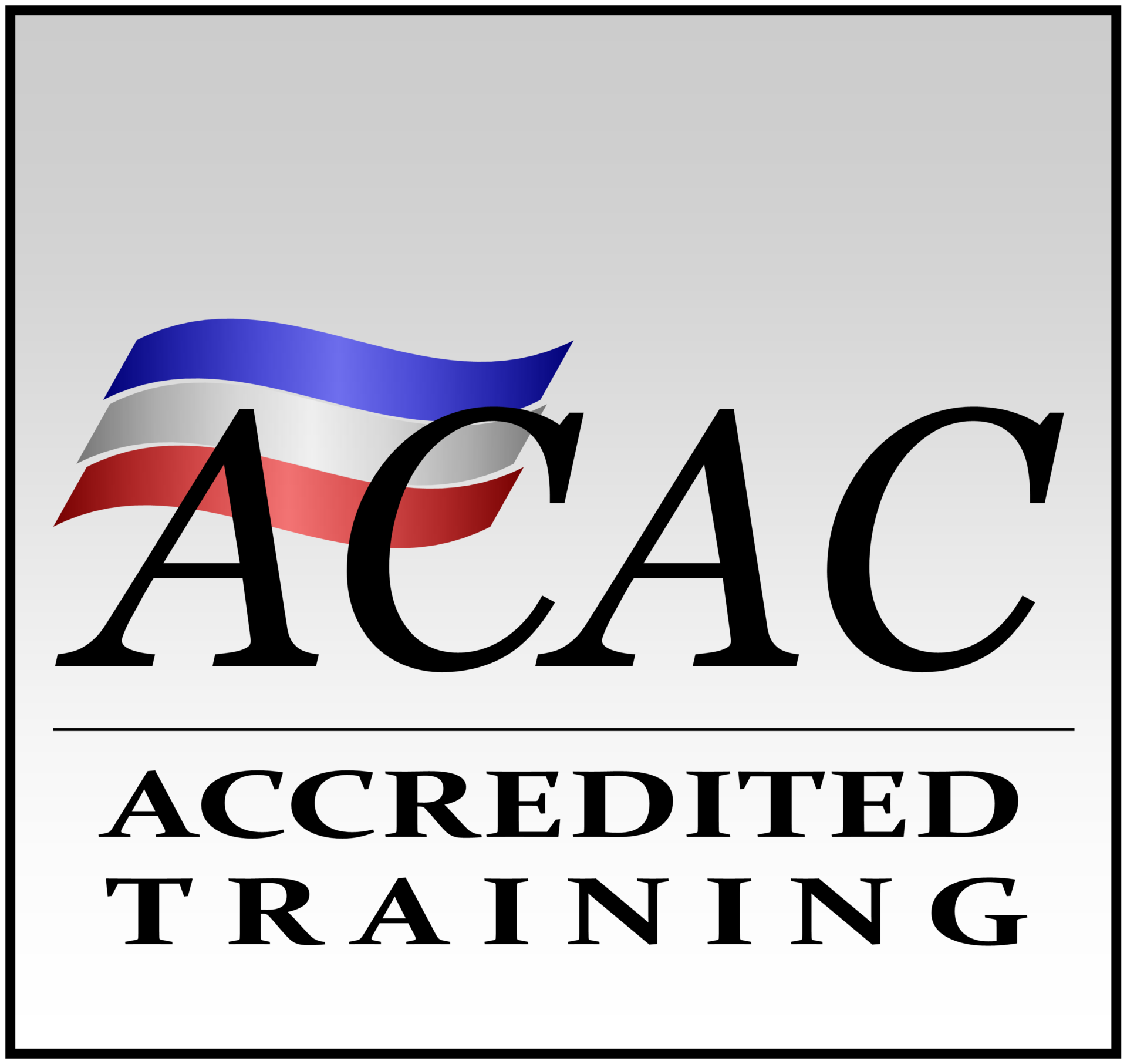 acac-accredited-training